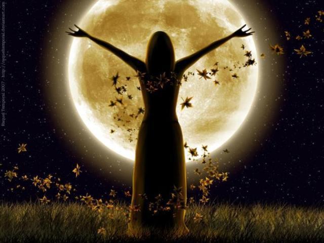 Luna Plina Mistica