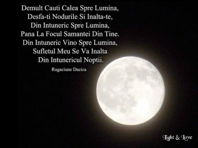 Super Luna - Luna Plina