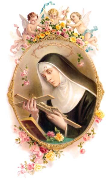 Sfanta Rita din Cascia (1381-1457)
