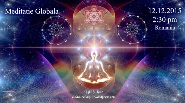 Meditatie Globala pentru Pace