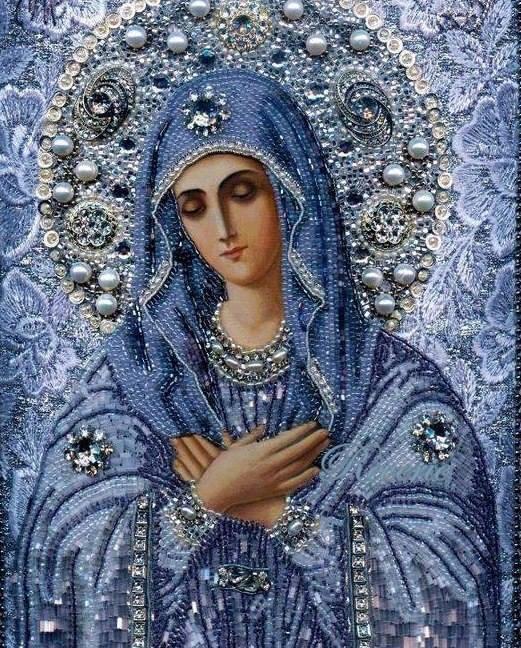 Sfanta Fecioara Maria, Maica Domnului