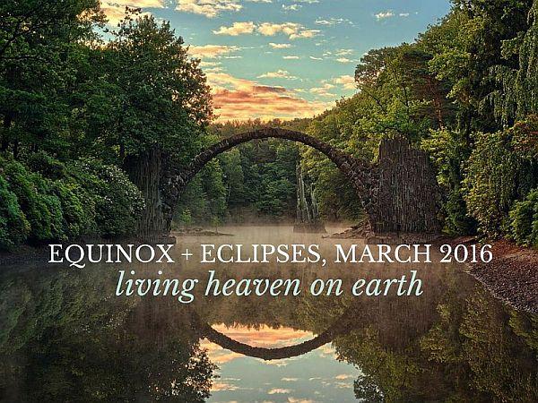 Echinoctiu - Eclipse