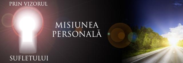 Misiunea Personala
