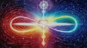 Inima Spirituală aratăca ceva pe un colier