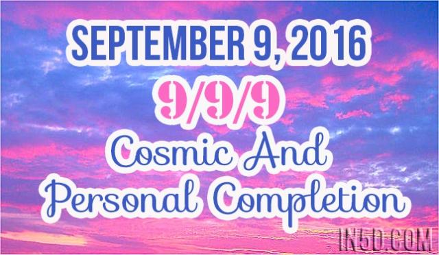 Desavarsire Cosmica si Personala
