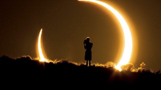 Lună Plină - Eclipsă de Lună