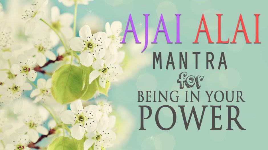 Mantra Ajai Alai