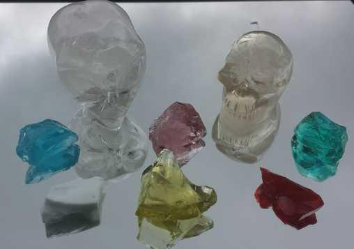 Cristale pentru Manifestare - Corpul Cristalin de Lumină