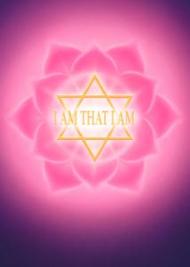Chakra Inimii - Eu Sunt Ceea Ce Eu Sunt