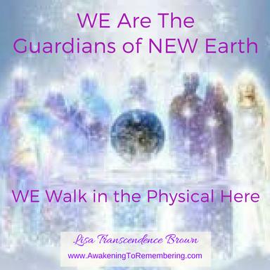 Noi Suntem Gardienii Noului Pământ
