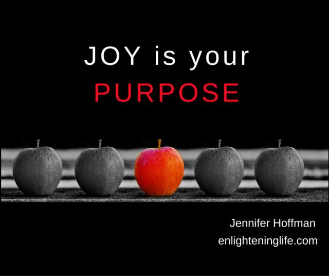 Bucuria este Scopul tău