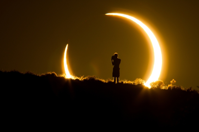 Eclipsa Totală Solară