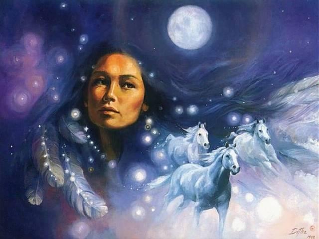 Zeița Lunii