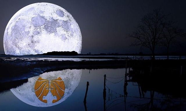 Lună Plină în Gemeni (03.12.2017)