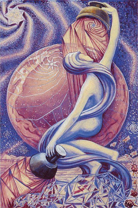 Lună Nouă, Eclipsă de Soare în Vărsător