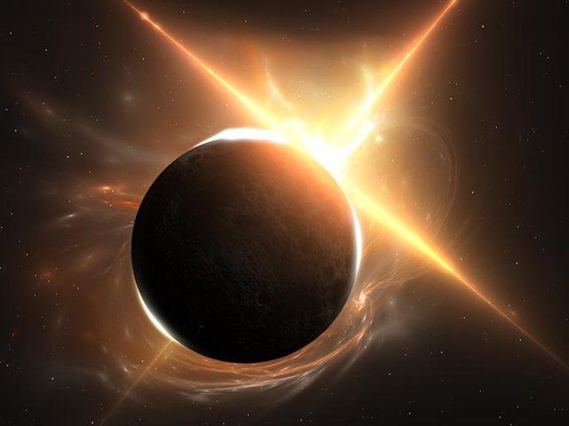 Eclipsă De Soare