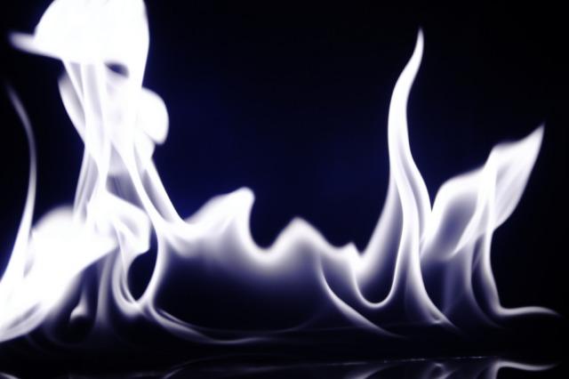 Focul alb al lui AN