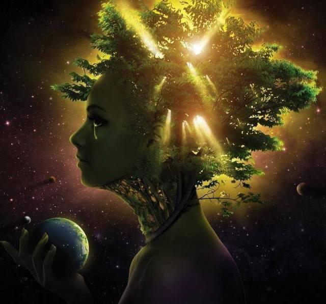 Zeița Pământ