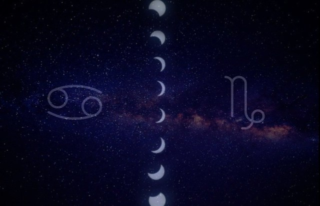 Ciclul Eclipselor în Rac și Capricorn